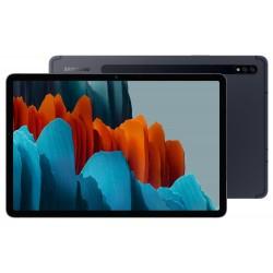 "SAMSUNG Galaxy Tab S7 WiFi - black   11"" TFT/ 128GB/ 6GB RAM/ WiFi/ Android 10"