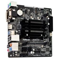 ASRock J5040-ITX / Gemini Lake R / Pentium J5040 / 2x DDR4 SO-DIMM / D-Sub / DVI-D / HDMI / Mini-ITX