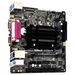 ASRock J4125B-ITX / Gemini Lake R / Celeron J4125 / 2x DDR4 SO-DIMM / D-Sub / HDMI / Mini-ITX