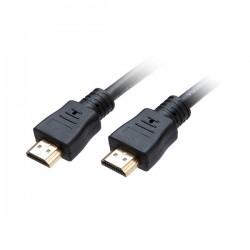 AKASA kabel HDMI na HDMI 8K@60Hz / AK-CBHD19-10BK / 1m / černý