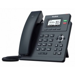Yealink SIP-T31P   IP telefon/ 2x SIP/ CZ/SK displej/ 2x 100Mbit