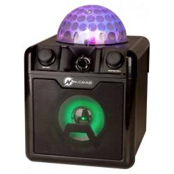 N-GEAR Block Disco Block 410/ 50W/ BT/ Disco LED/ 1x MIC