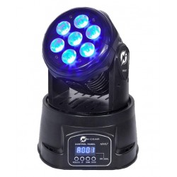 N-GEAR Light Move Wash Light 7/ 7x 10W RGBW LED světlo