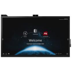 """ViewSonic Flat Display IFP6570/ 65""""/4K /Touch/ LCD/ 3840x2160/ 8ms/ 350cd/ 2xHDMI / 4x USB/ 1x USB-C/ 1x RS232"""
