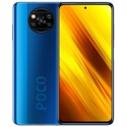 "Xiaomi POCO X3 NFC - modrá   6,67"" IPS/ 6GB RAM/ 64GB/ LTE/ Dual SIM/ Android 10"