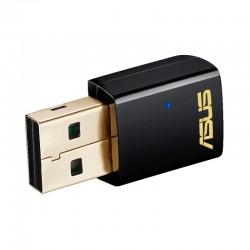 ASUS USB dongle USB-AC51 / USB2.0 / 802.11ac/a/b/g/n / 2.4Ghz/5Ghz dualband