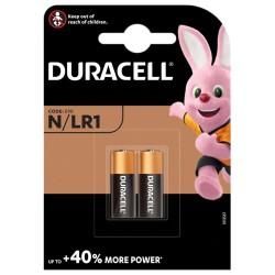 DURACELL - Baterie N/LR1 2 ks