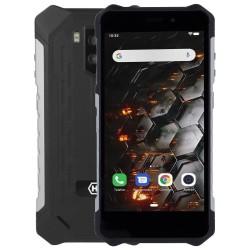 "MyPhone Hammer Iron 3 - stříbrný   5,45"" IPS/ Dual SIM/ 32GB/ 3GB RAM/ LTE/ IP68/ Android 9"