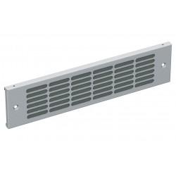 Solarix panel podstavce s filtrem 600, výška 100mm, RAL7035