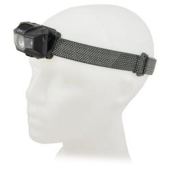 CEL-TEC čelová svítilna HL150R/ 3W/ 150 lumenů/ LED/ IPX5/ Nabíjecí/ černá