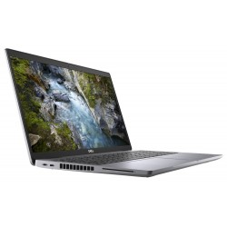 """DELL Precision 3560/ i5-1135G7/ 8GB/ 512GB SSD/ Nvidia Quadro T500 2GB/ 15.6"""" FHD/ W10Pro / 3Y PS on-site"""