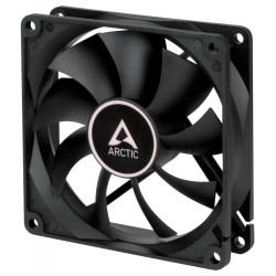 ARCTIC F9 ventilátor 92mm / černý