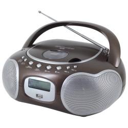 Soundmaster SCD4200BR/ DAB+/FM-PLL/ CD/ MP3/ LCD/ RDS/ USB