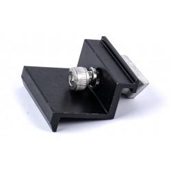 GWL SCKD-35B hliníkový černý koncový držák SC solárního panelu (35 mm)