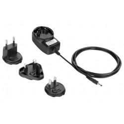 HWg napájecí adaptér, mezinárodní,  5V/1,2A, (EU, UK a USA), vnitřní