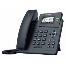 Yealink SIP-T31 IP telefon, 2x SIP, CZ/SK displej, 2x 10/100, Optima HD Voice, 2 programovatelné tlačítka