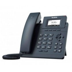Yealink SIP-T30P IP telefon, 1x SIP, CZ/SK displej, 2x 100Mb/s port, PoE, Optima HD Voice