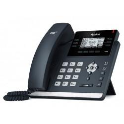 Yealink SIP-T42S IP telefon, 12x SIP, CZ/SK displej, 2x GbE port, PoE, Opus HD kodek, 15 programovatelných tlačítek