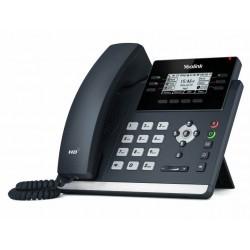 Yealink SIP-T42U IP telefon, 6x SIP, CZ/SK displej, 2x GbE port, PoE, Opus HD kodek, 15 programovatelných tlačítek
