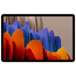 "SAMSUNG Galaxy Tab S7 LTE - bronze   11"" TFT/ 128GB/ 6GB RAM/ LTE/ Android 10"