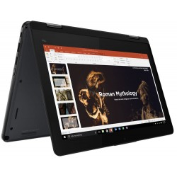 "Lenovo ThinkPad 11e Yoga Gen 6/ i5-8200Y/ 8GB/ 256GB SSD/ Intel UHD 615/ 11,6"" HD IPS/ W10P/ Černý"