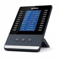 Yealink EXP43 modul, LCD displej, 20 program. tlačítek, kompatibilní s SIP-T43U/T46U/T48U