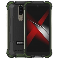 "Doogee S58 Pro - Green   5,71"" IPS / Dual SIM/ 6GB RAM/ 64GB/ LTE/ IP68/ Android 10"