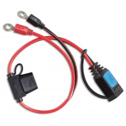Victron kabel s oky M6 a 30A pojistkou pro nabíječky BlueSmart IP65