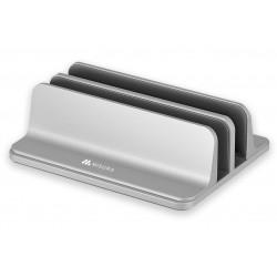 MISURA odkládací podstavec pro 2 notebooky MH03 stříbrný