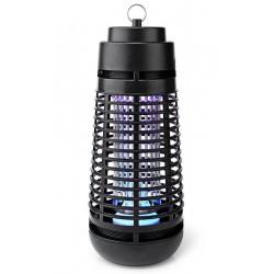 NEDIS elektrický lapač hmyzu/ příkon 4 W/ pokrytí 35 m2/ černý