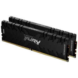 KINGSTON FURY Renegade Black 64GB DDR4 3600MHz / CL18 / DIMM / KIT 2x 32GB