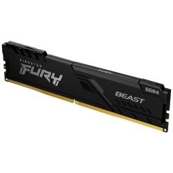 KINGSTON FURY Beast Black 4GB DDR4 2666MHz / CL16 / DIMM
