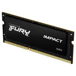 KINGSTON FURY Impact 8GB DDR3 1600MHz / CL9 / SO-DIMM / 1.35V