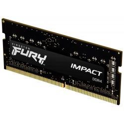 KINGSTON FURY Impact 8GB DDR4 2666MHz / CL15 / SO-DIMM