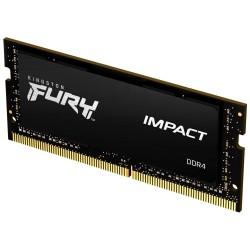 KINGSTON FURY Impact 16GB DDR4 2666MHz / CL15 / SO-DIMM