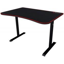 AROZZI herní stůl ARENA FRATELLO/ černý s červeným okrajem