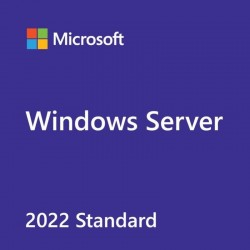 Microsoft WINDOWS Server Standard 2022 64bit 16 Core CZ OEM (bez CALu)