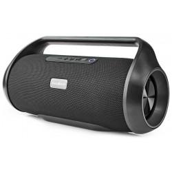 NEDIS párty reproduktor/ 2.0/ výkon 90 W/ Bluetooth 4.2/ AUX/ micro USB/ USB/ 3,5 mm jack/ IPX5/ ABS/ černý