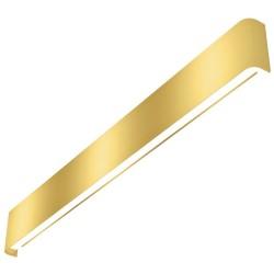 IMMAX NEO LÍNEA Smart nástěnné svítidlo 76cm 40W zlaté Zigbee 3.0