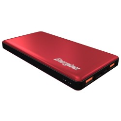 Energizer powerbanka UE10015PQ_RD   10000mAh, Quick Charge, červená