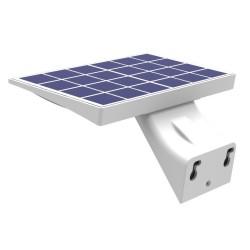IMMAX venkovní solární LED osvětlení/ 3000K + 6000K/ PIR čidlo/ dálkové ovládání/ příkon 4,2W/ IP65/ bílé