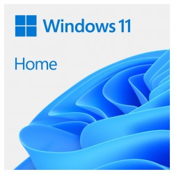 Microsoft Windows 11 Home 64-bit ENG OEM  1pk DVD